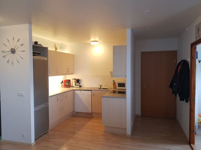 Well located clean apartment in a quiet suberb