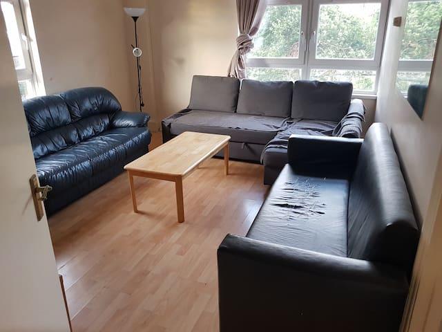 Spacious Zen flat