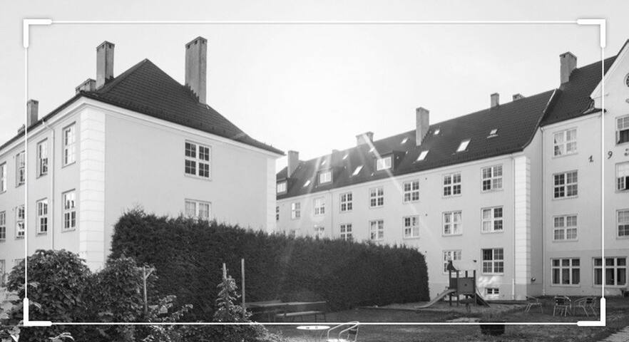 Cute apartment close to Grunerløkka