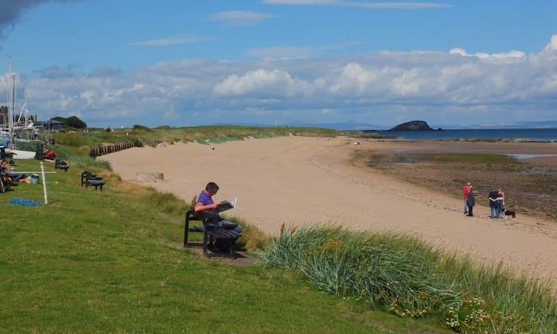 Beach House at North Berwick - North Berwick - Casa