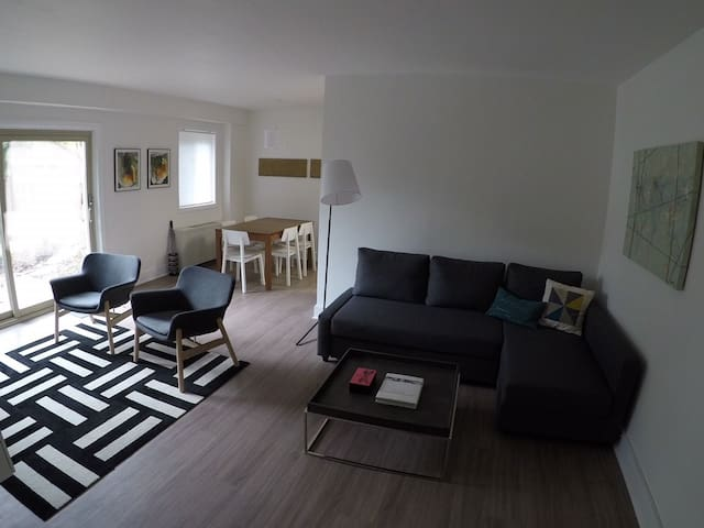 DC Top Rated Apt. Airbnb in DC Area.