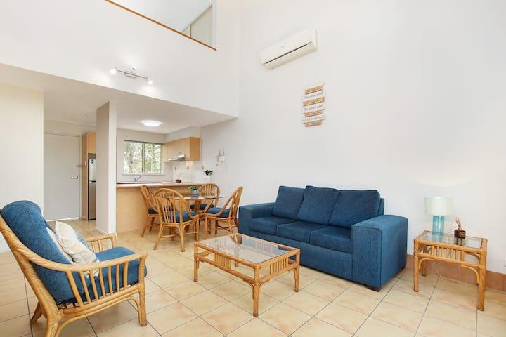 1Bedroom Loft style apartment