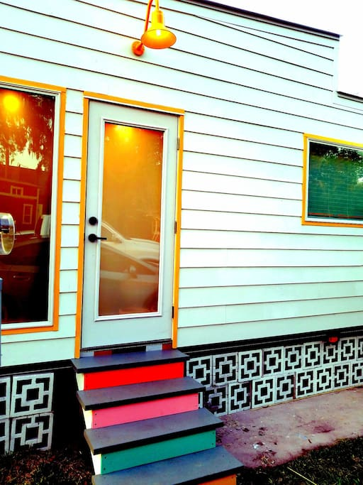 The Bermuda Tiny House Houses For Rent In Orlando
