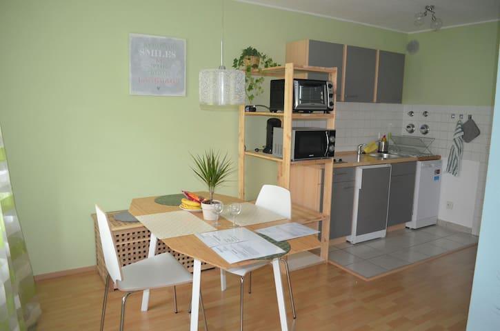 Schöne zentrale 1.5 Zimmer Wohnung - Sindelfingen - Apartment