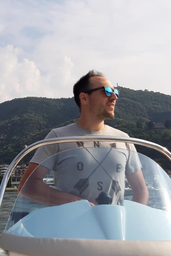 SuBacco Lake Como