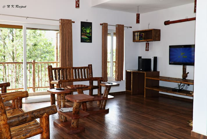 Bamboo dale resorts - Bison Valley - Bed & Breakfast