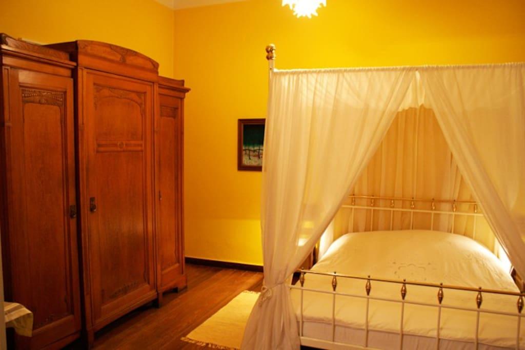 Schlafzimmer Bel Etage