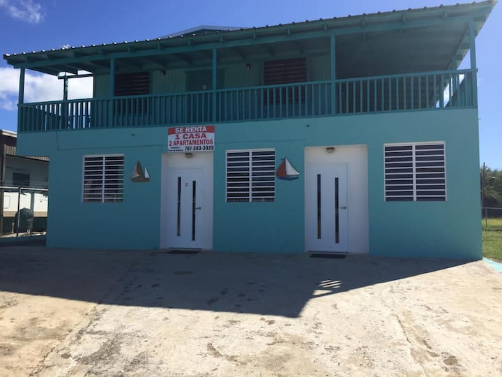 Apartamento en El Combate, Cabo Rojo