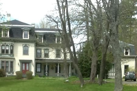 Historic Sea Captain's Mansion - Searsport - Haus