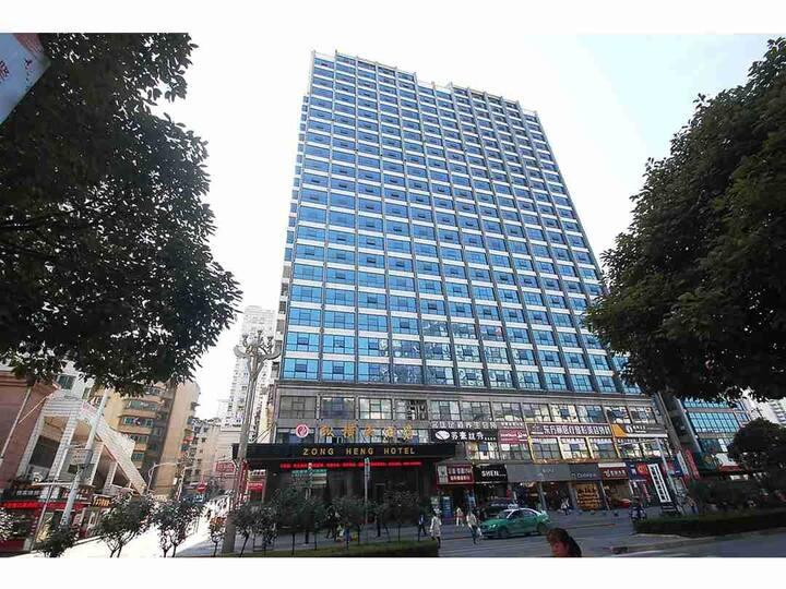 黔岭自助商务酒店公寓888房