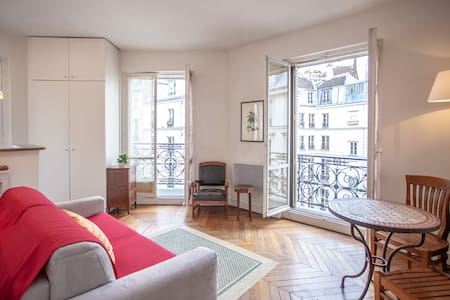 Opera - Sainte Anne cute functional bright studio - Paris - Wohnung