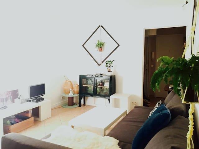 Joli appartement avec vue sur la Défense - Argenteuil - Condominium