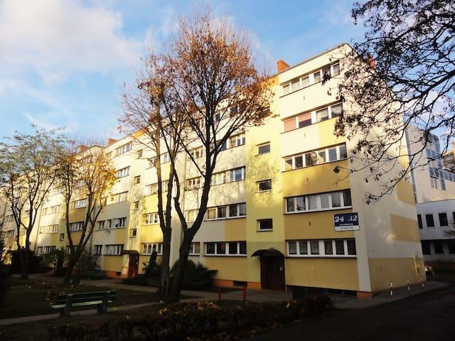 Budget Apartment near Podgórna street - Zielona Góra - Appartement