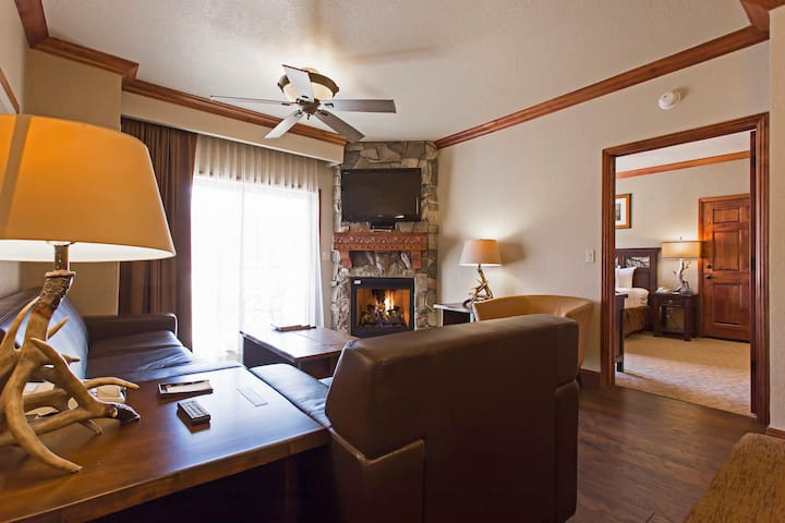 Ski-in, Ski-Out! Luxury 1 BD, 1 BA Westgate Villa - Park City - Villa