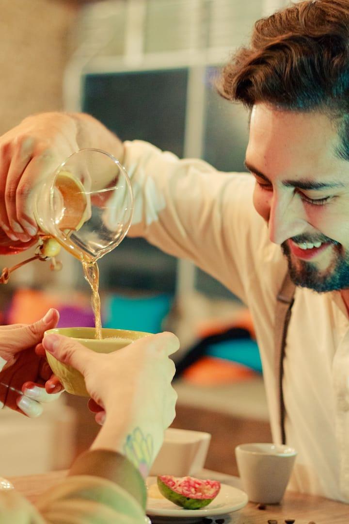 Juan Our Professional Taster