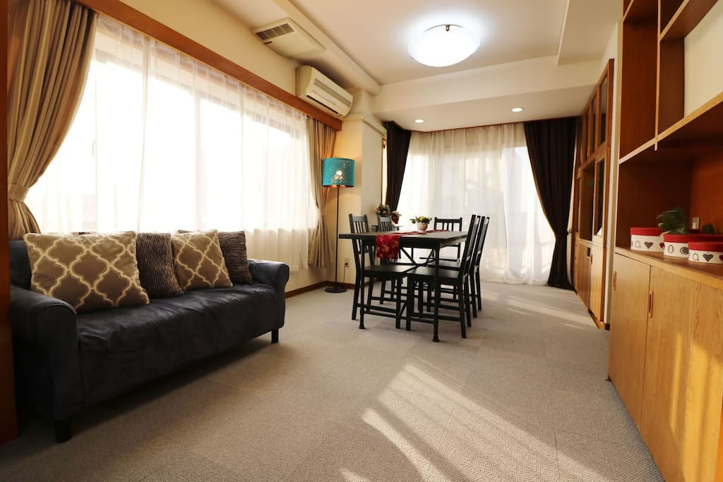 3BR 100sq Direct Shinjyuku 10min AY