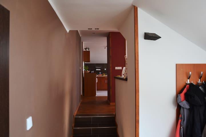 Luxusní apartmán v centru Hlinska - Hlinsko - Appartement