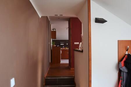 Luxusní apartmán v centru Hlinska - Hlinsko