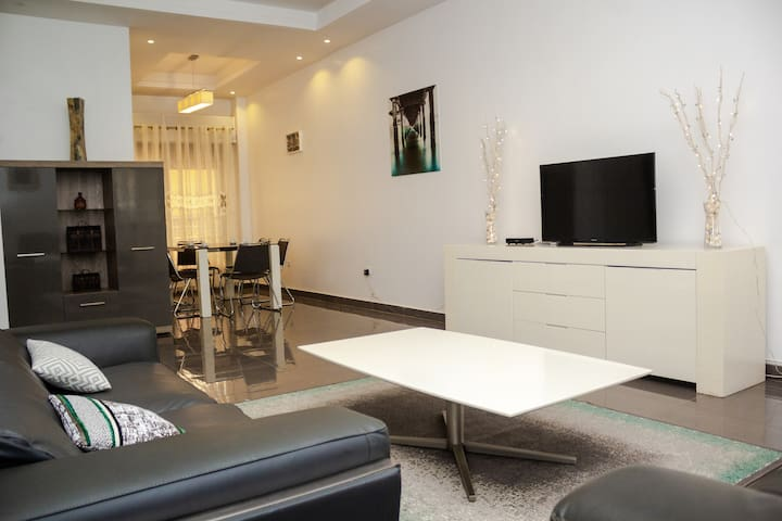 Sena B appartement meuble de haut standing