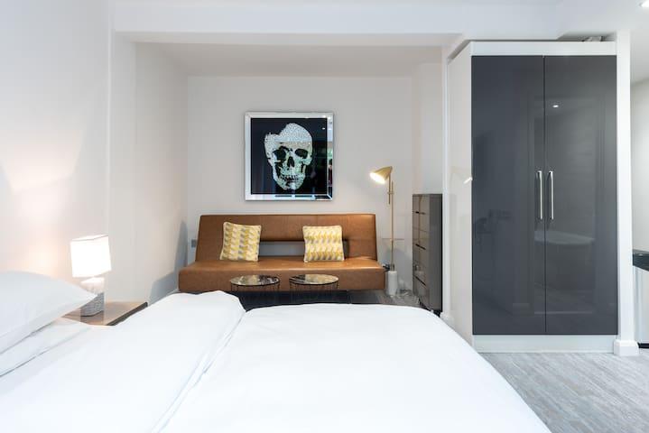 Spacious 1-Bed Apt, South Ken, Roland House - RH