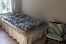 Cosy apartment; 1,5km from Tivoli/The city center