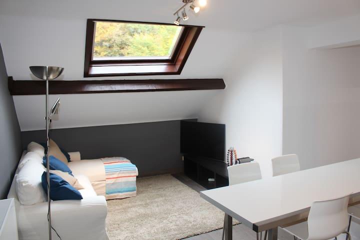 Appartement entièrement rénové mansardé - Chaudfontaine - Departamento