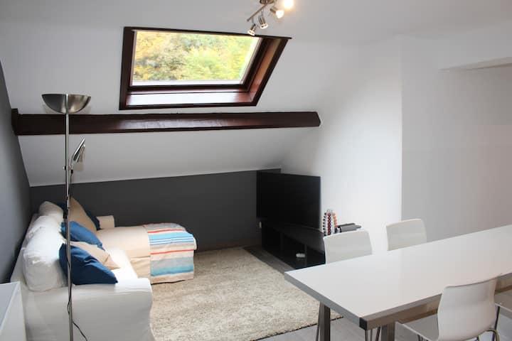 Appartement neuf-propre (Parking facile-gratuit)