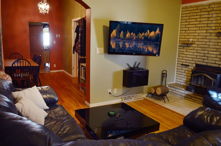 Cozy St Paul Home, close to Xcel Center and metro