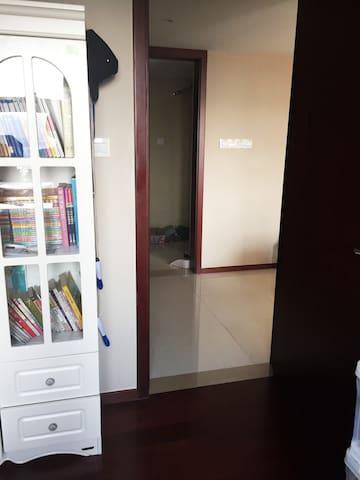 近江地铁口温馨舒适的小屋