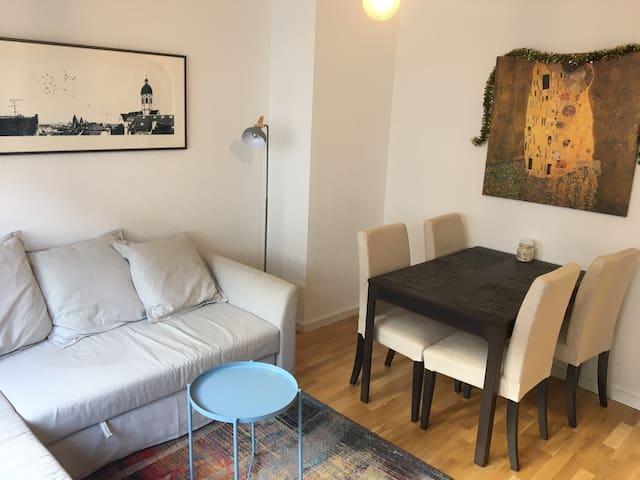 Modern, well-located apartment in Mainz Neustadt