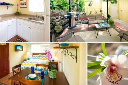 Hawaiian Mt. Retreat Suite A