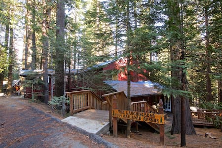 Yosemite Laughing Bear - Fish Camp - House