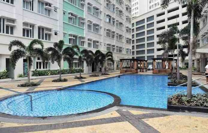 SunTrust Parkview Lily 1br 27 sqm studio type