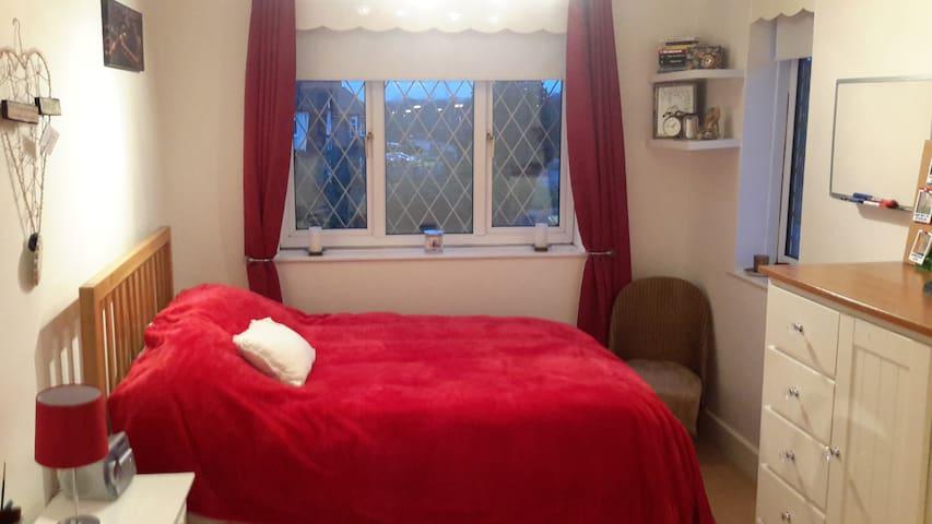 double room in Epsom (east ewell) - Epsom - House