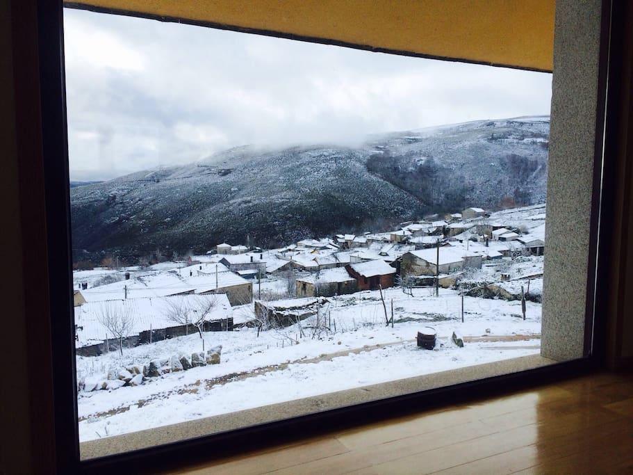 Quinta do rigueiro casas en alquiler en casti eira for Casa moderna galicia