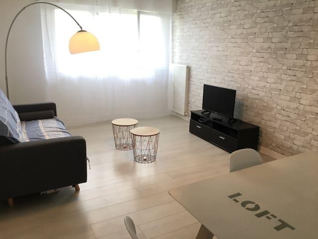 Appartement charmant Centre Saint-Malo