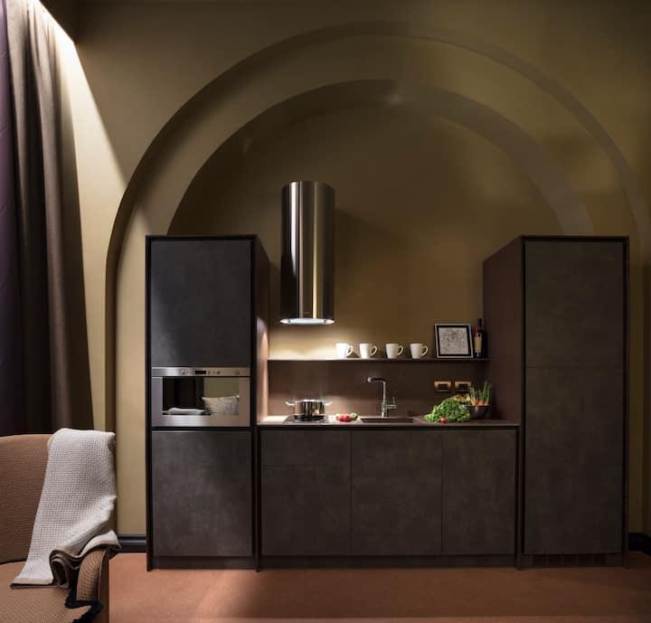 Aqua Apartments - Appartamento con una camera
