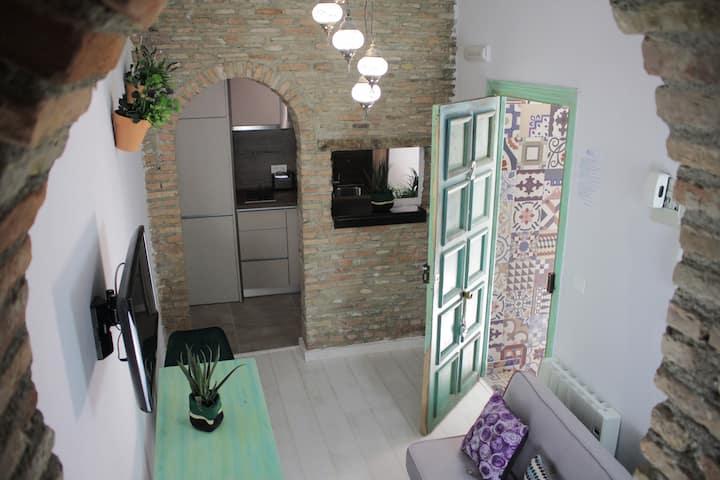 N2-Apartamento un dormitorio ideal para una pareja