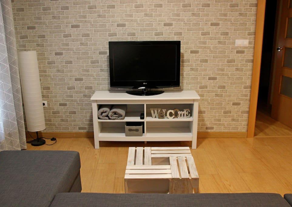 TV salón