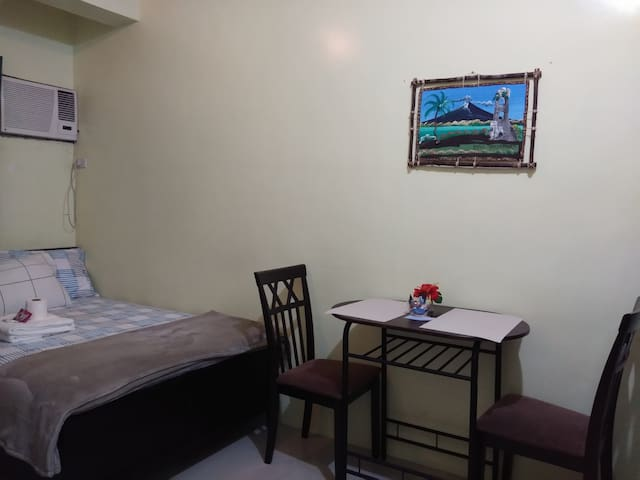Studio Type Condo for Rent-East Summit Res.-Cainta