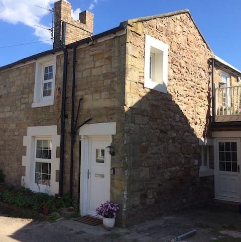 Fishermans Cottage for 4 in the Heart of Seahouses