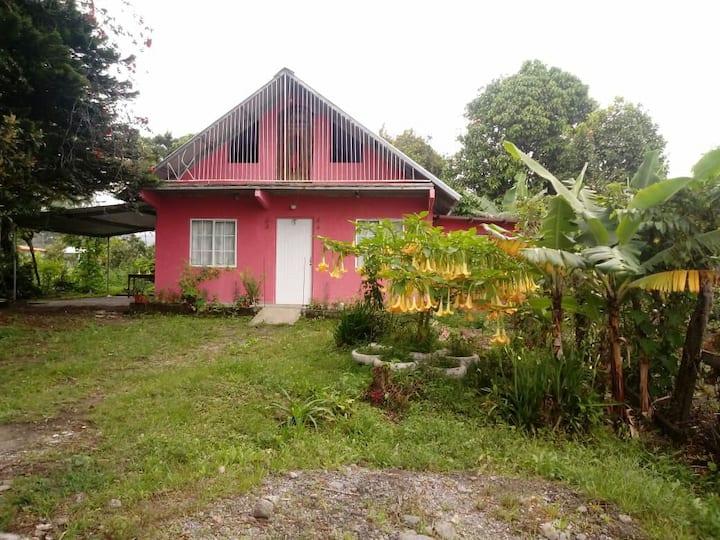 Tino cabin