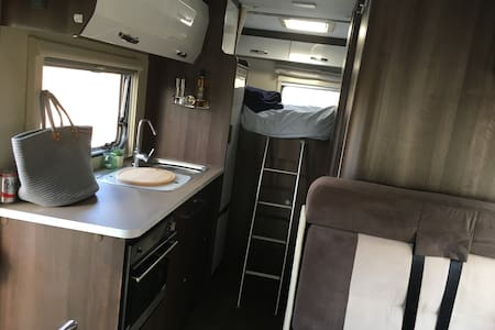 Billy the Glampervan - High Wycombe - Autocaravana