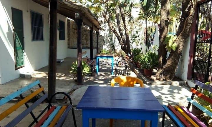 Habitación frente al mar Casa La Playa