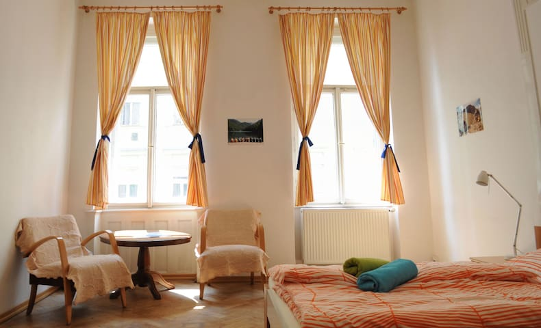 GENEROUS ROOM IN PRAGUE CENTRE - Prag