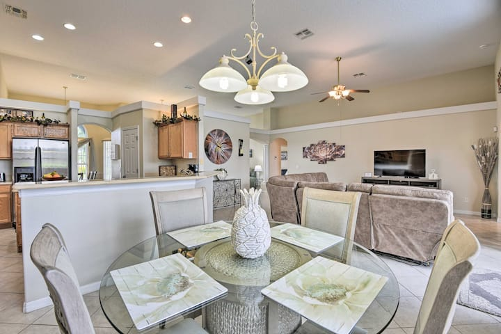 NEW! Family-Friendly Kissimmee Dreamhome w/ Pool!