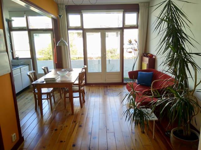Helle Wohnung zwischen Stadt & Meer