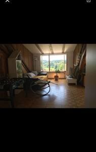 4-Zimmerwohnung auf dem Land - Ferenbalm