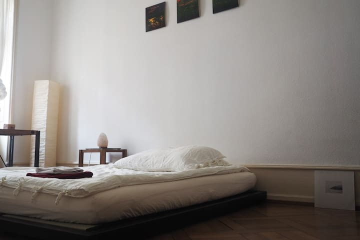 3 room flat perfectly located for Art Basel - Basel - Apartemen