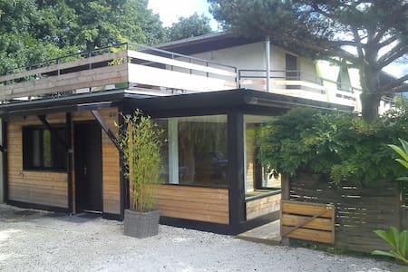 Loue appartement T4 à 300 mètres du lac d'Annecy - Sévrier - Apartament